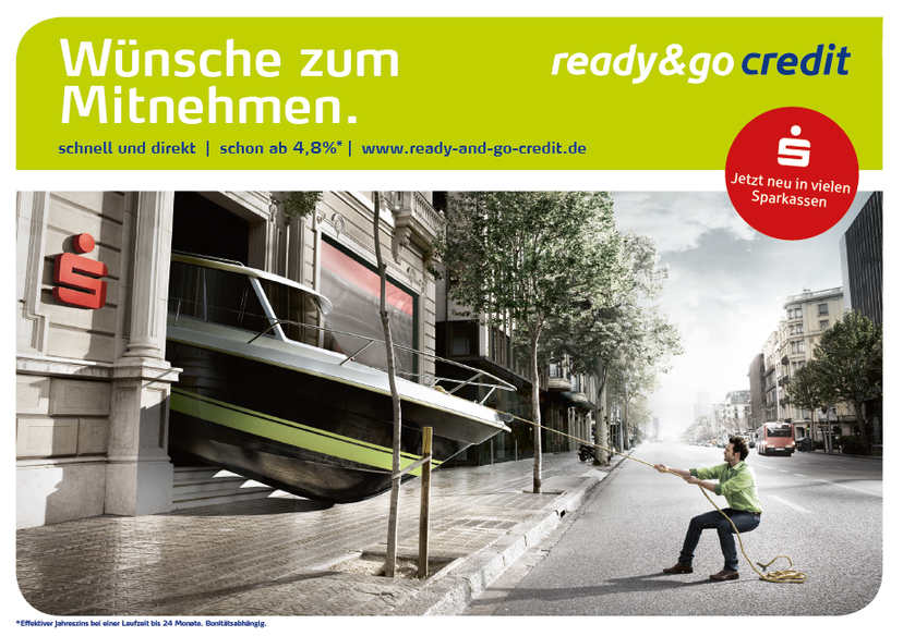 Readybank ready&go Credit